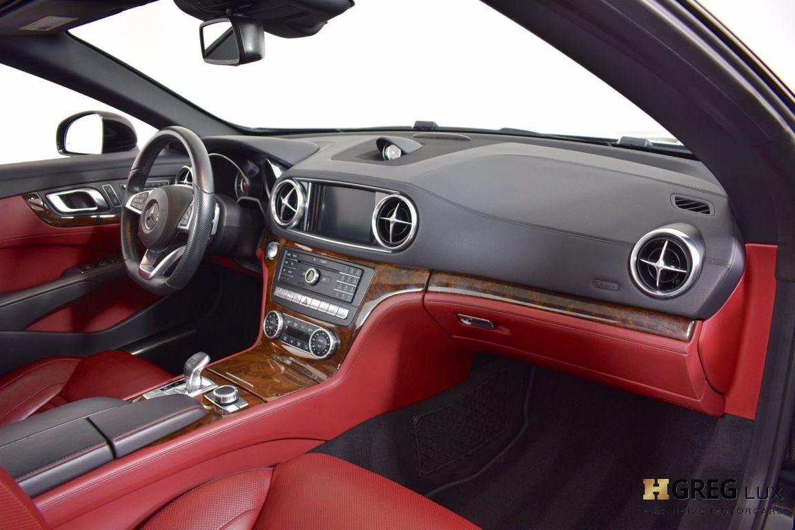 2017 Mercedes Benz SL SL 450 #28
