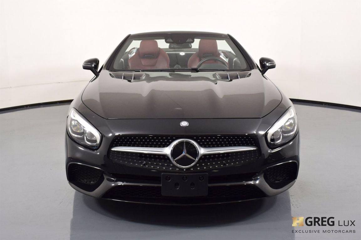 2017 Mercedes Benz SL SL 450 #15