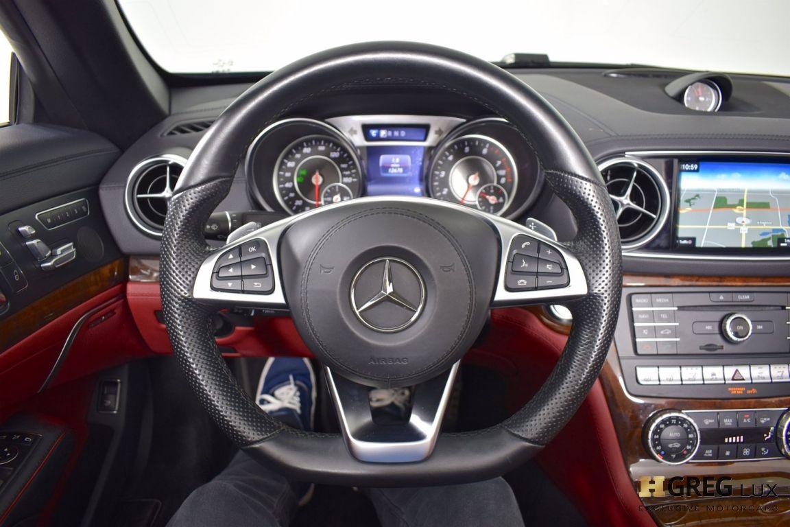 2017 Mercedes Benz SL SL 450 #19