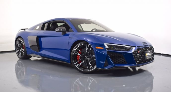 2020 Audi R8 Coupe V10 performance #0
