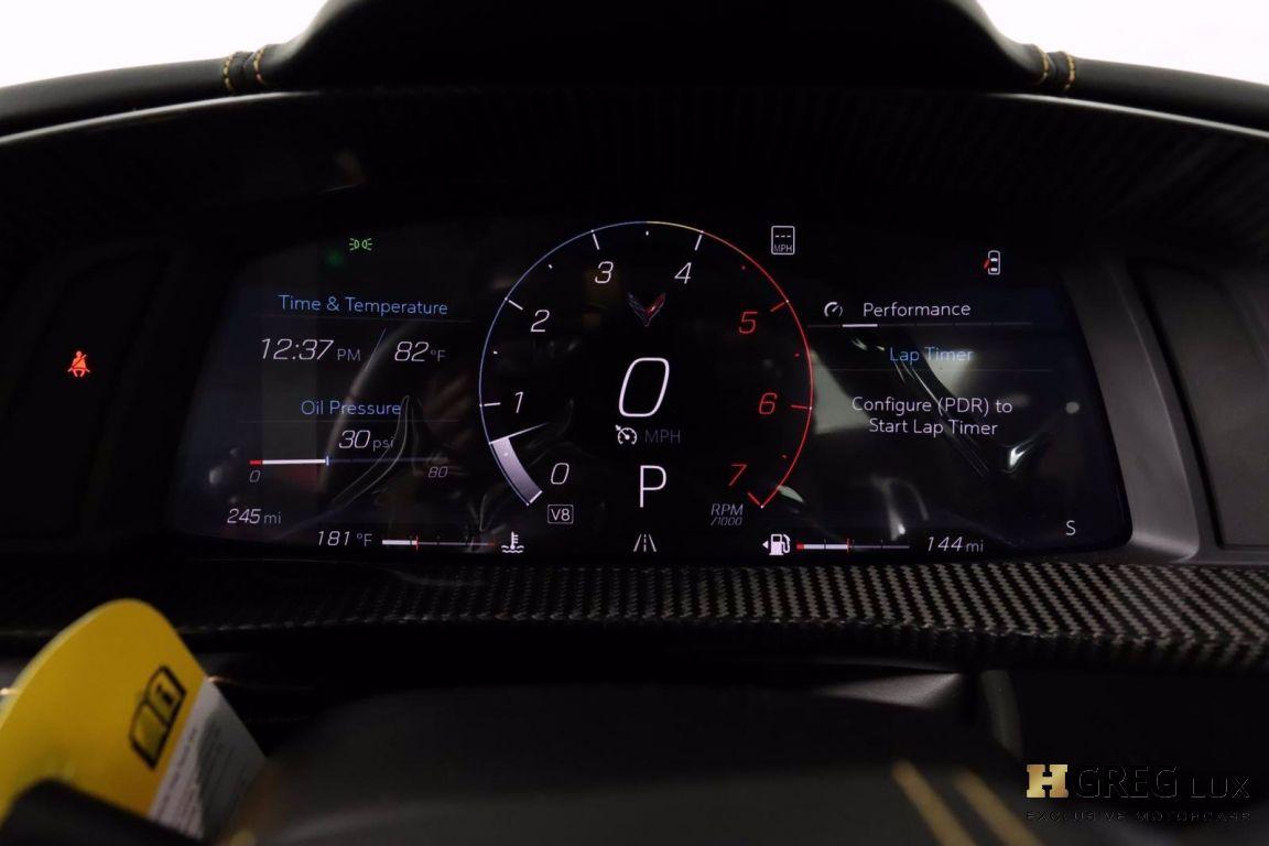 2021 Chevrolet Corvette 3LT #47