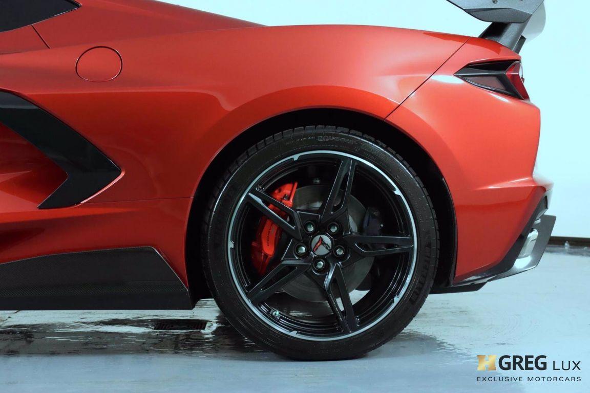2021 Chevrolet Corvette 3LT #27