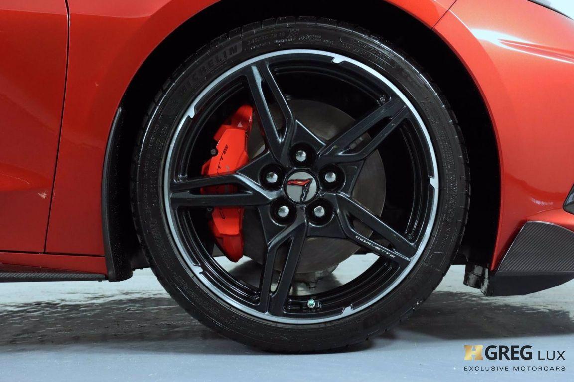 2021 Chevrolet Corvette 3LT #12