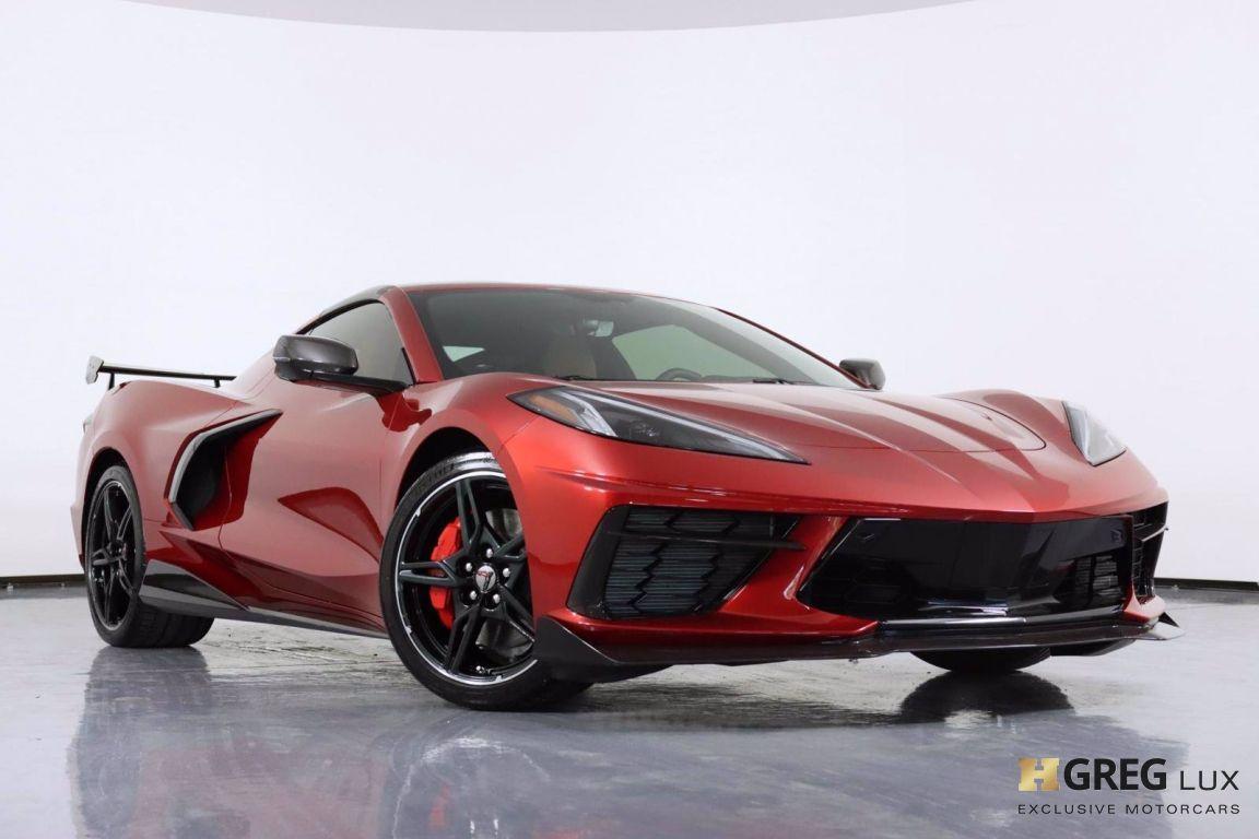 2021 Chevrolet Corvette 3LT #34