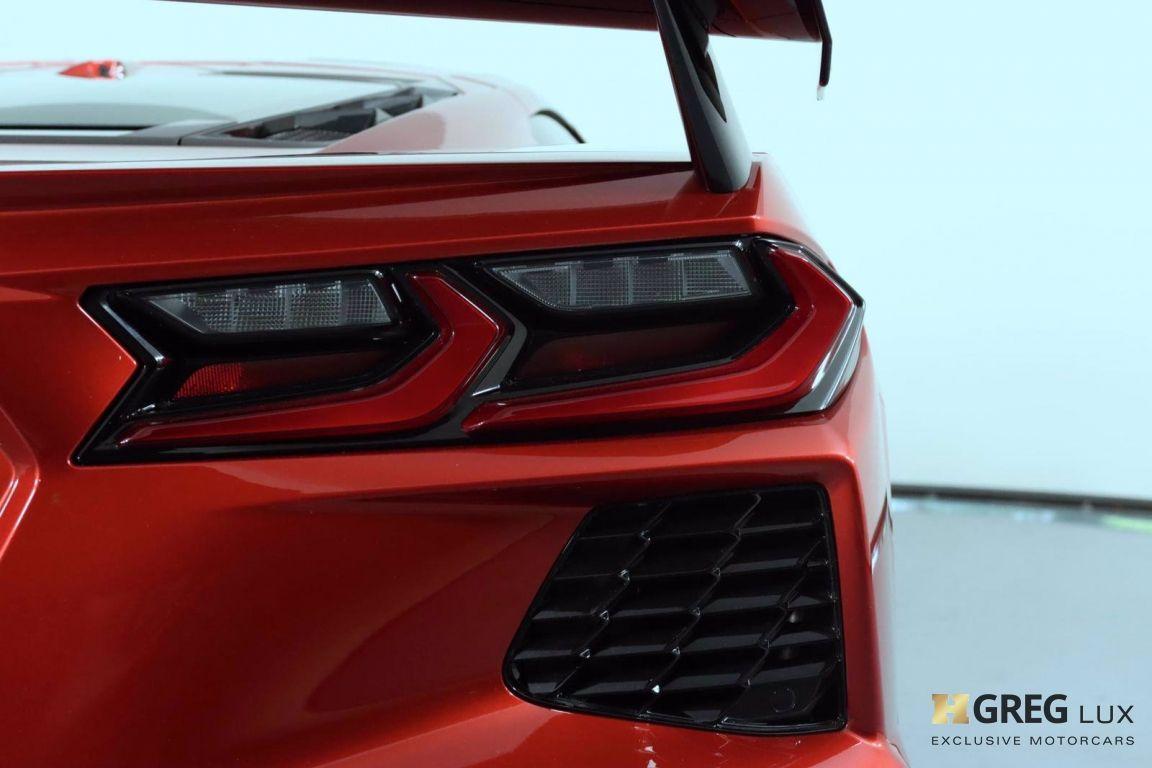 2021 Chevrolet Corvette 3LT #21