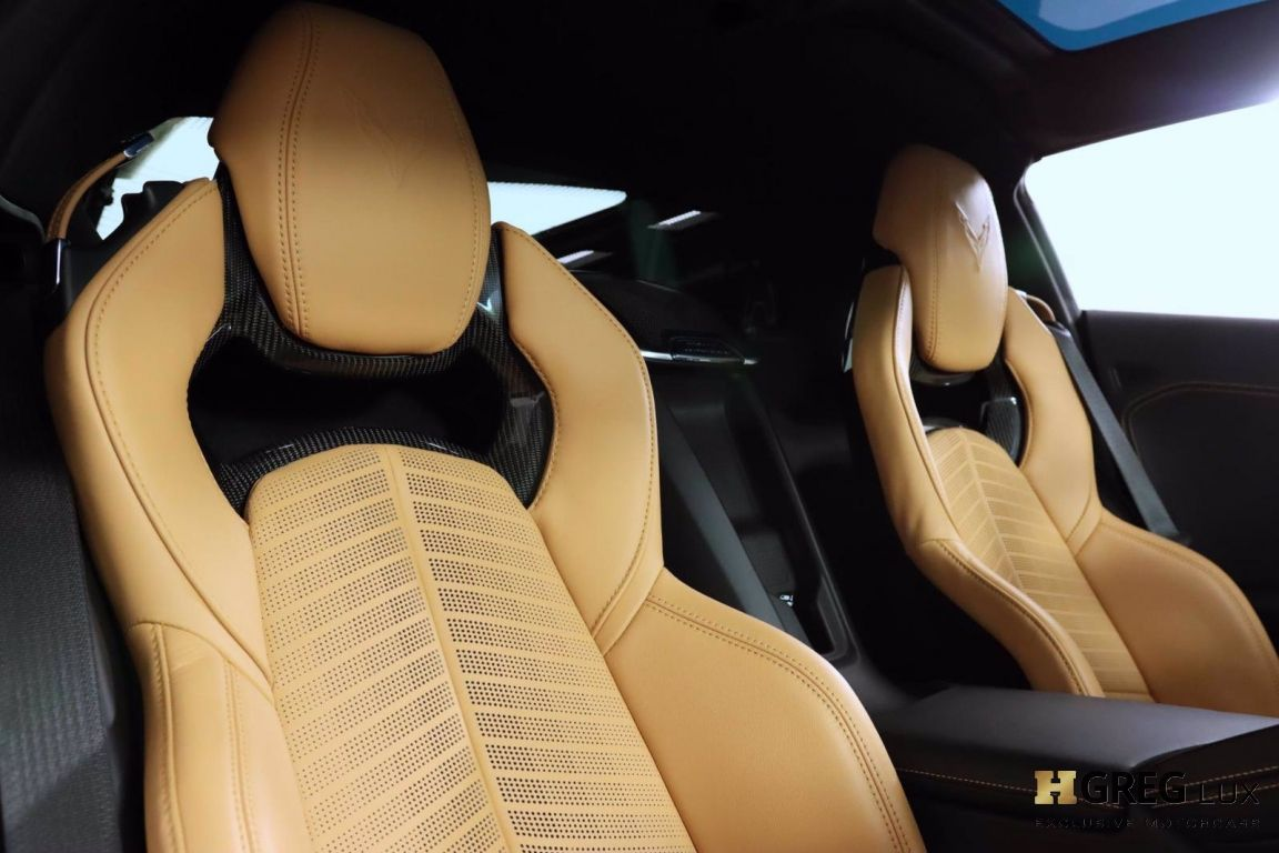 2021 Chevrolet Corvette 3LT #36