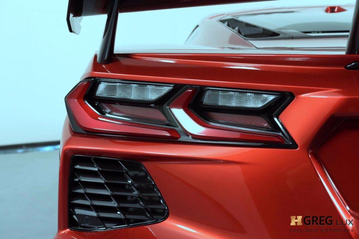 2021 Chevrolet Corvette 3LT #20