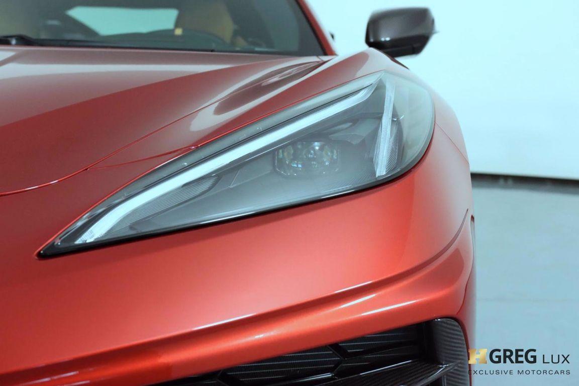 2021 Chevrolet Corvette 3LT #5