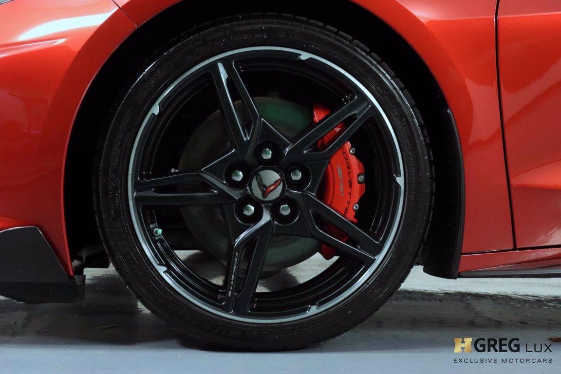 2021 Chevrolet Corvette 3LT #26
