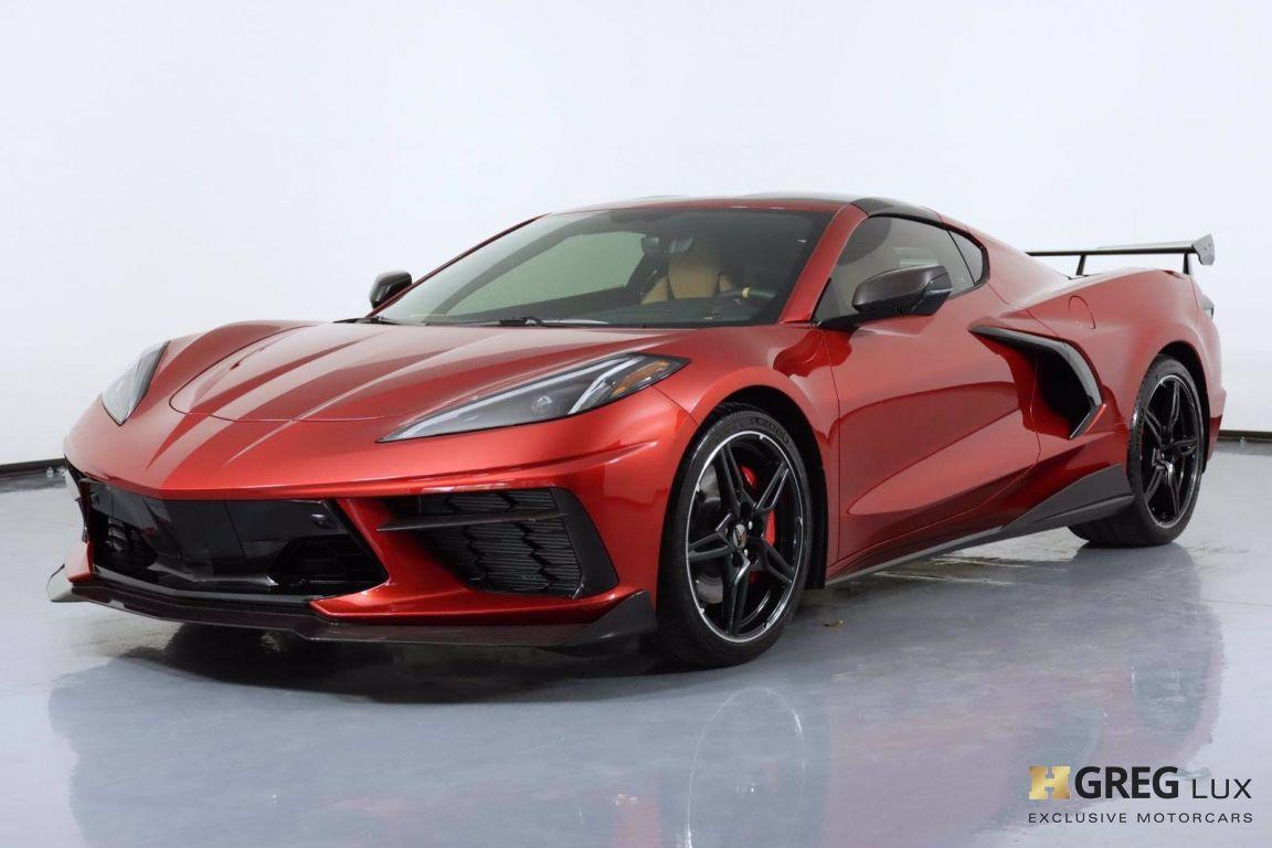 2021 Chevrolet Corvette 3LT #33