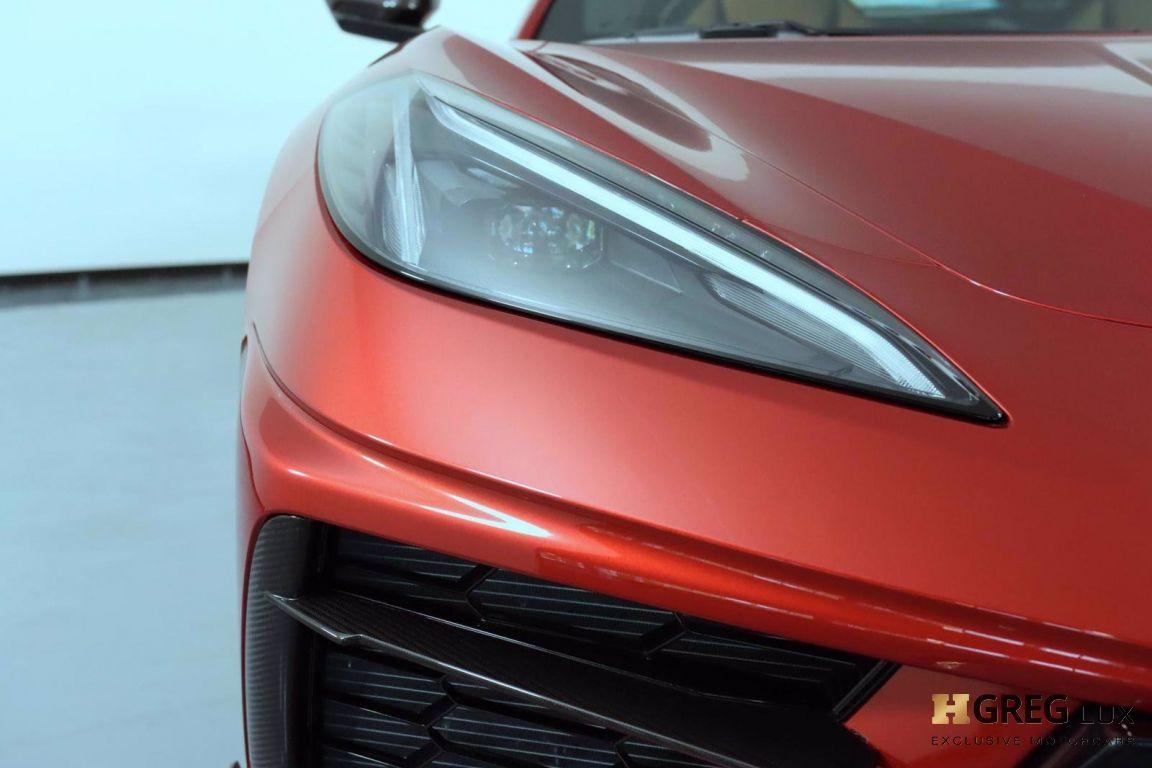 2021 Chevrolet Corvette 3LT #4