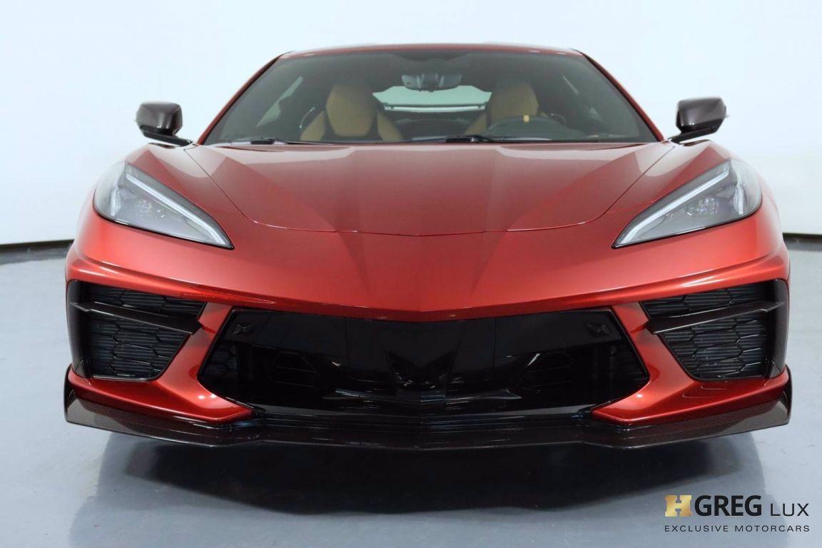 2021 Chevrolet Corvette 3LT #3