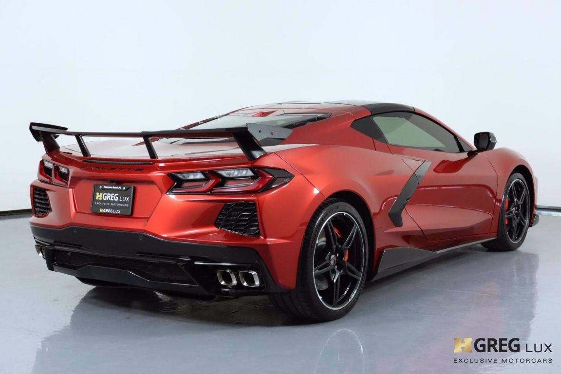 2021 Chevrolet Corvette 3LT #18