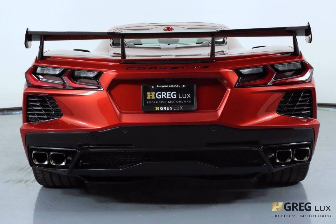 2021 Chevrolet Corvette 3LT #19