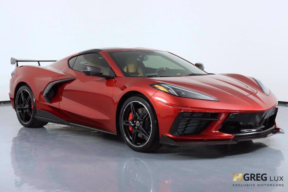 2021 Chevrolet Corvette 3LT #8