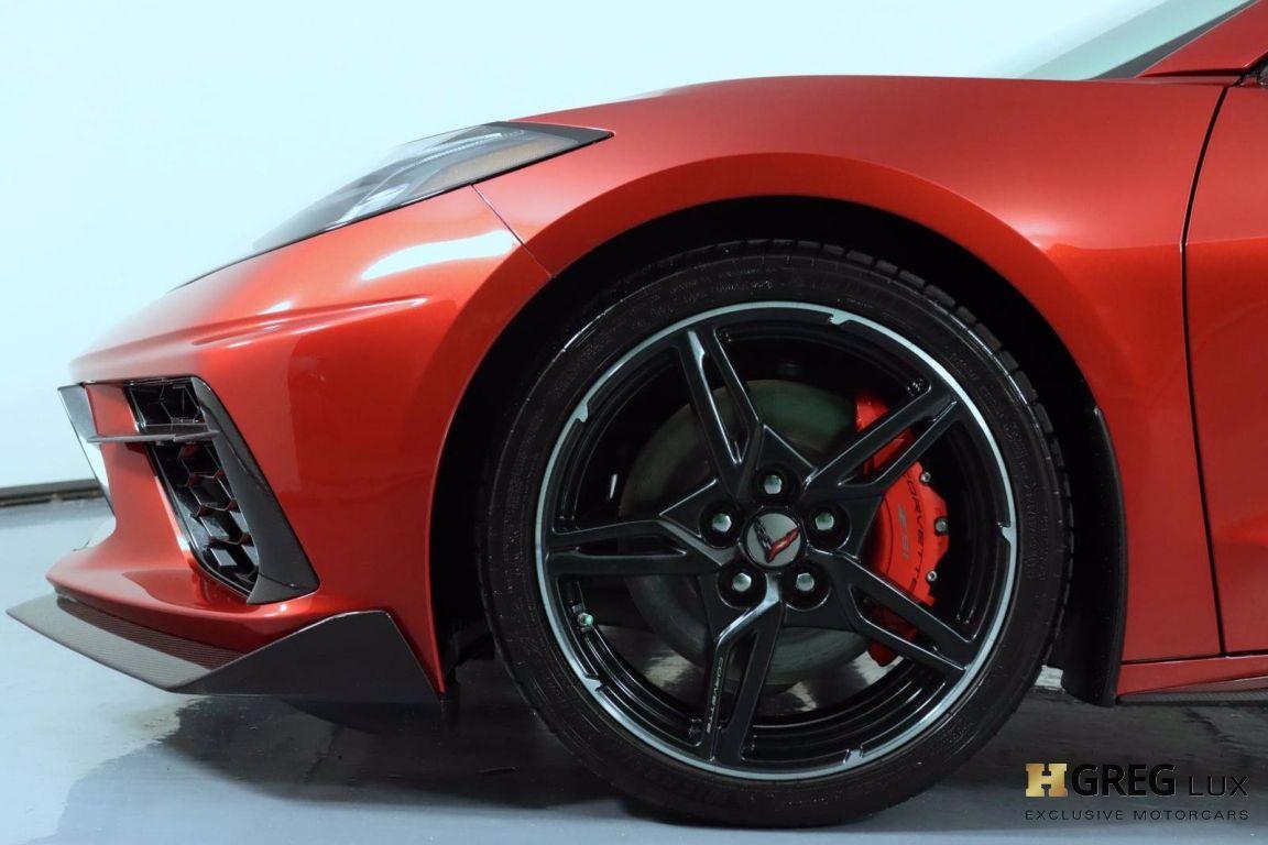 2021 Chevrolet Corvette 3LT #25