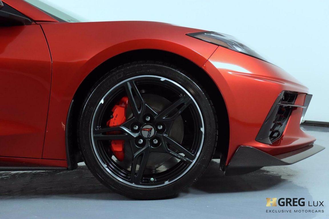 2021 Chevrolet Corvette 3LT #11