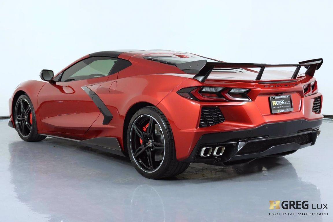 2021 Chevrolet Corvette 3LT #23