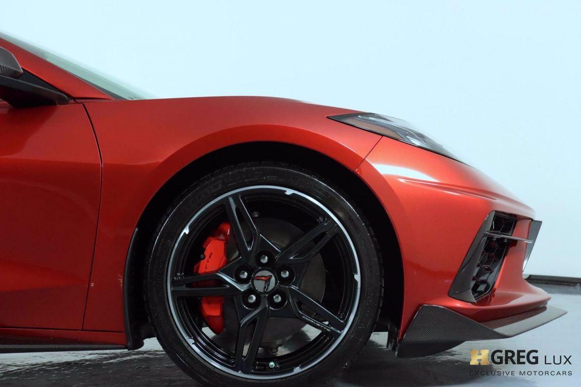 2021 Chevrolet Corvette 3LT #10