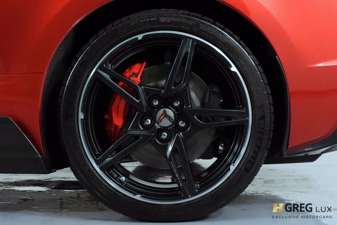 2021 Chevrolet Corvette 3LT #29