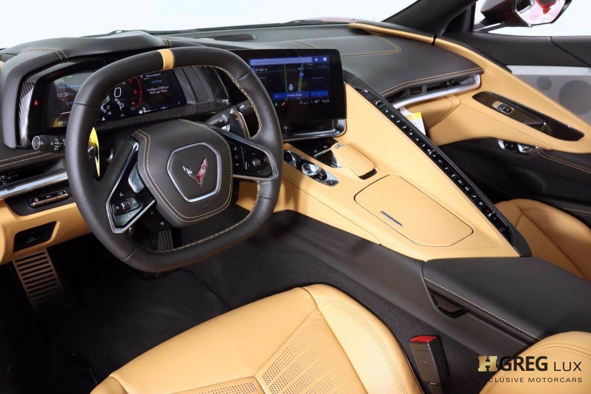 2021 Chevrolet Corvette 3LT #1