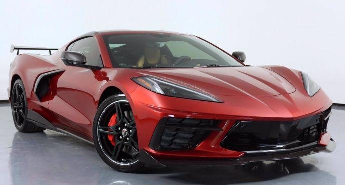 2021 Chevrolet Corvette 3LT #0