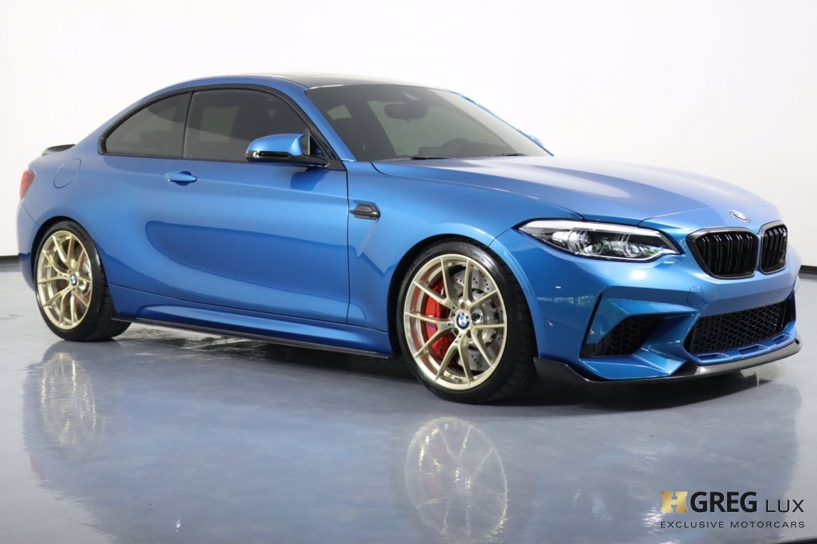 2020 BMW M2 Competition #9