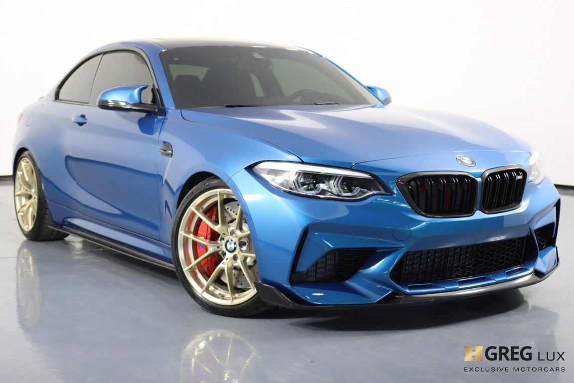 2020 BMW M2 Competition #0