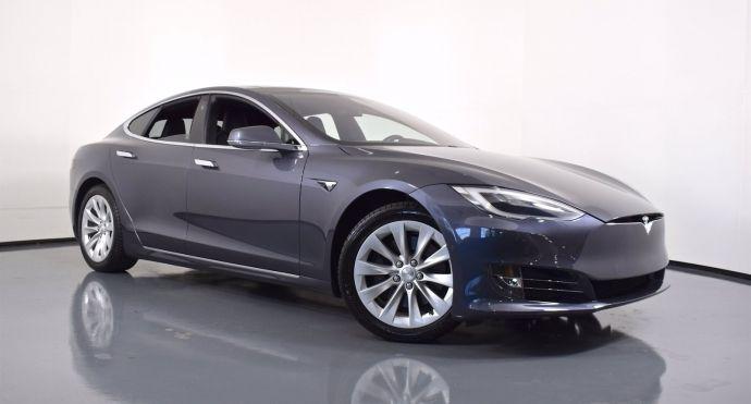 2019 Tesla Model S 100D #0