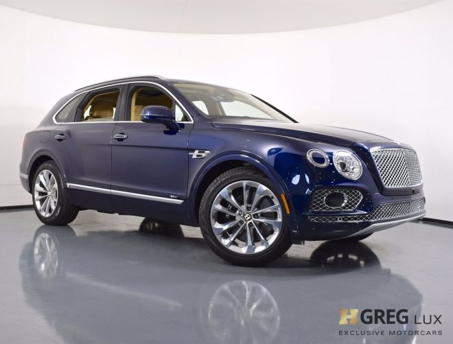 2020 Bentley Bentayga Hybrid #0