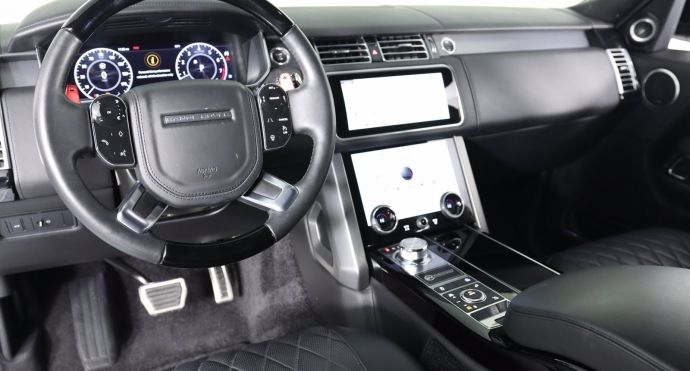 2019 Land Rover Range Rover SV Autobiography Dynamic #1
