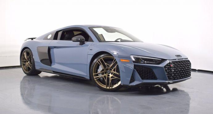 2020 Audi R8 Coupe V10 performance #0