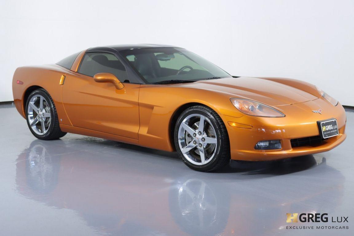2007 Chevrolet Corvette  #9