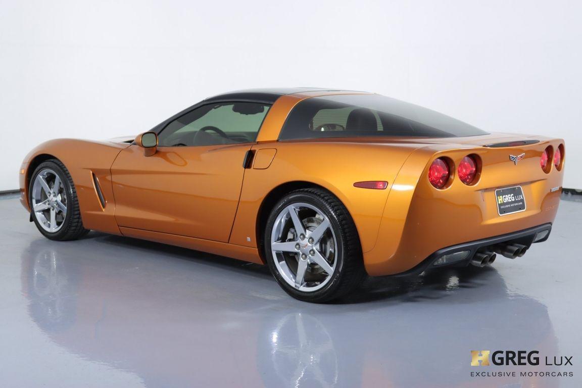 2007 Chevrolet Corvette  #21