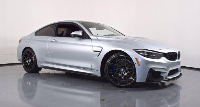 2018 BMW M4 Base #0