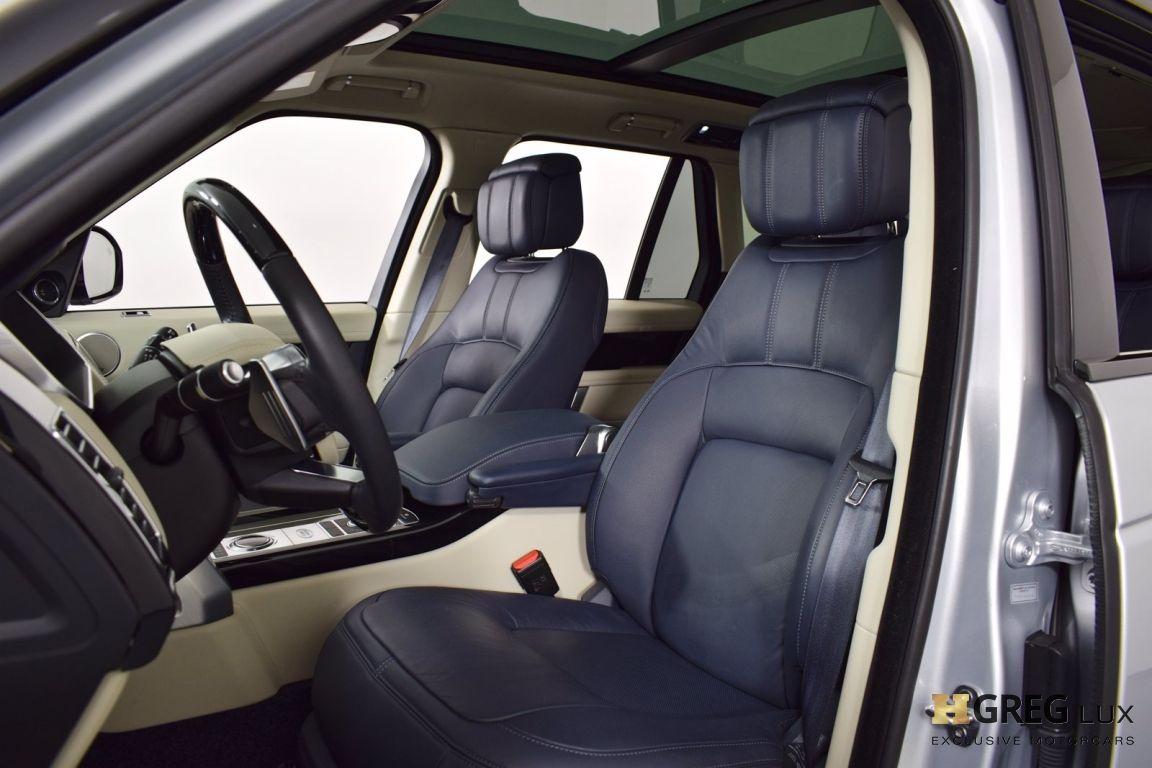 2020 Land Rover Range Rover Autobiography #1