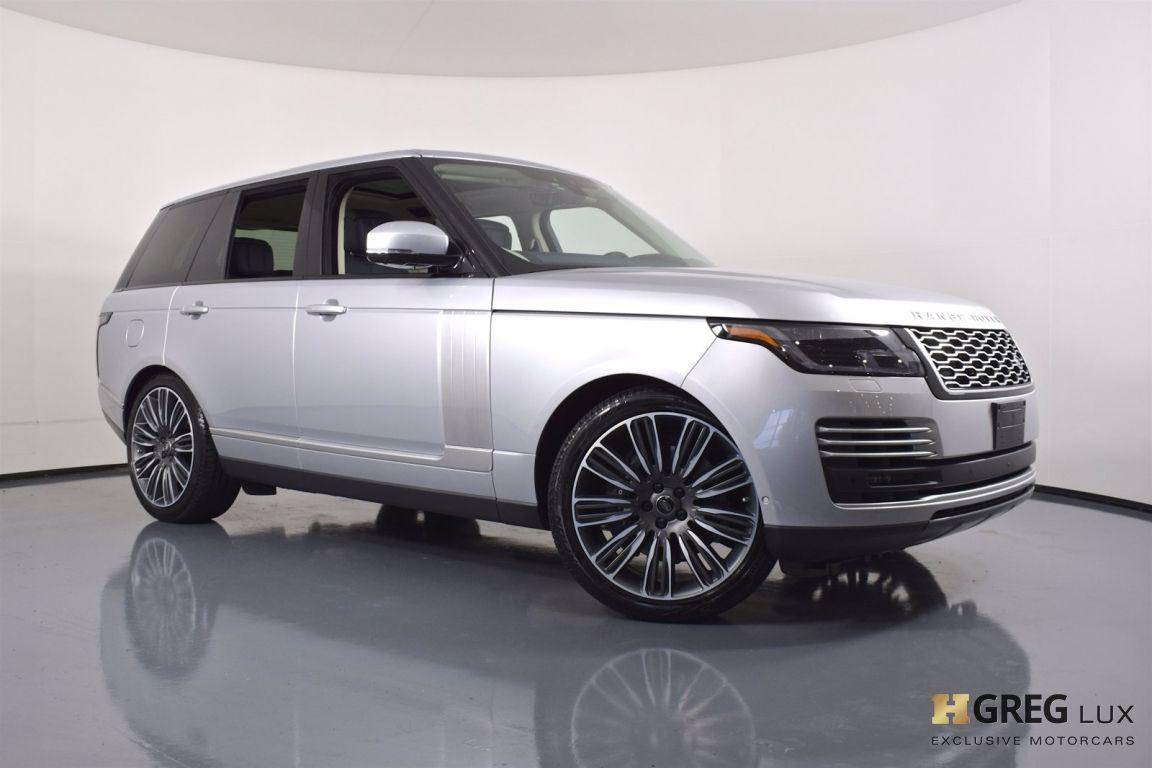 2020 Land Rover Range Rover Autobiography #0