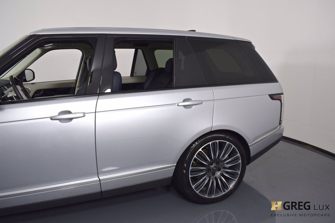 2020 Land Rover Range Rover Autobiography #10