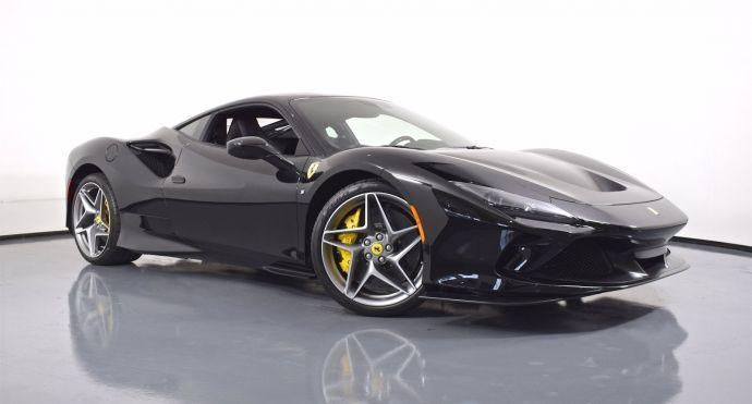 2021 Ferrari F8 Tributo  #0