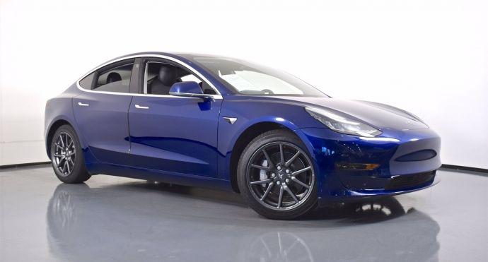 2018 Tesla Model 3 Long Range Battery #0