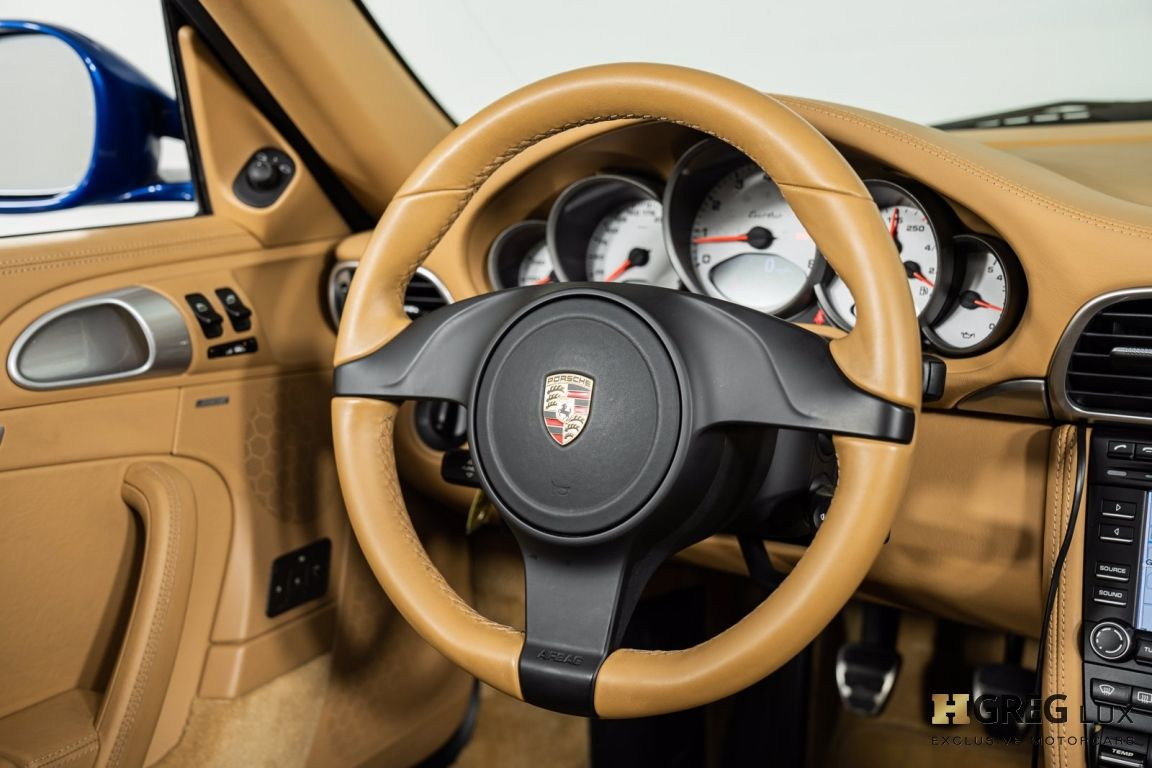 2011 Porsche 911 Turbo #50