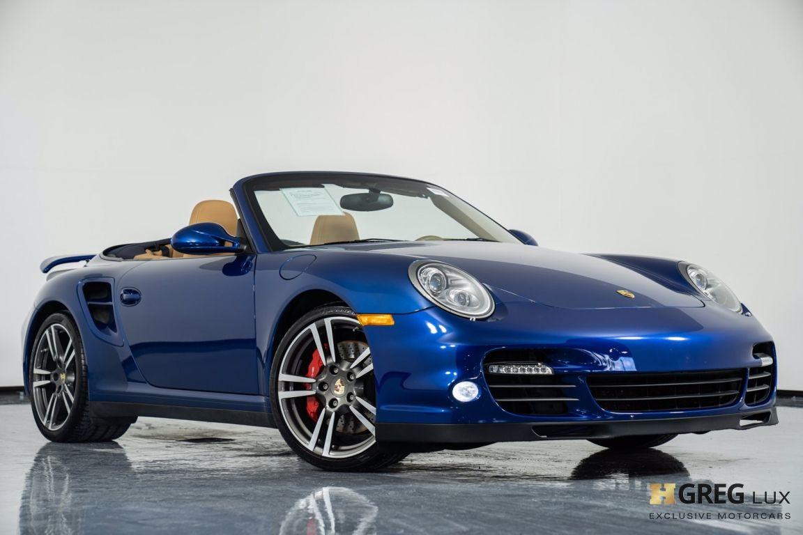 2011 Porsche 911 Turbo #7