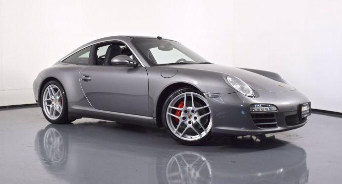 2012 Porsche 911 4S #0
