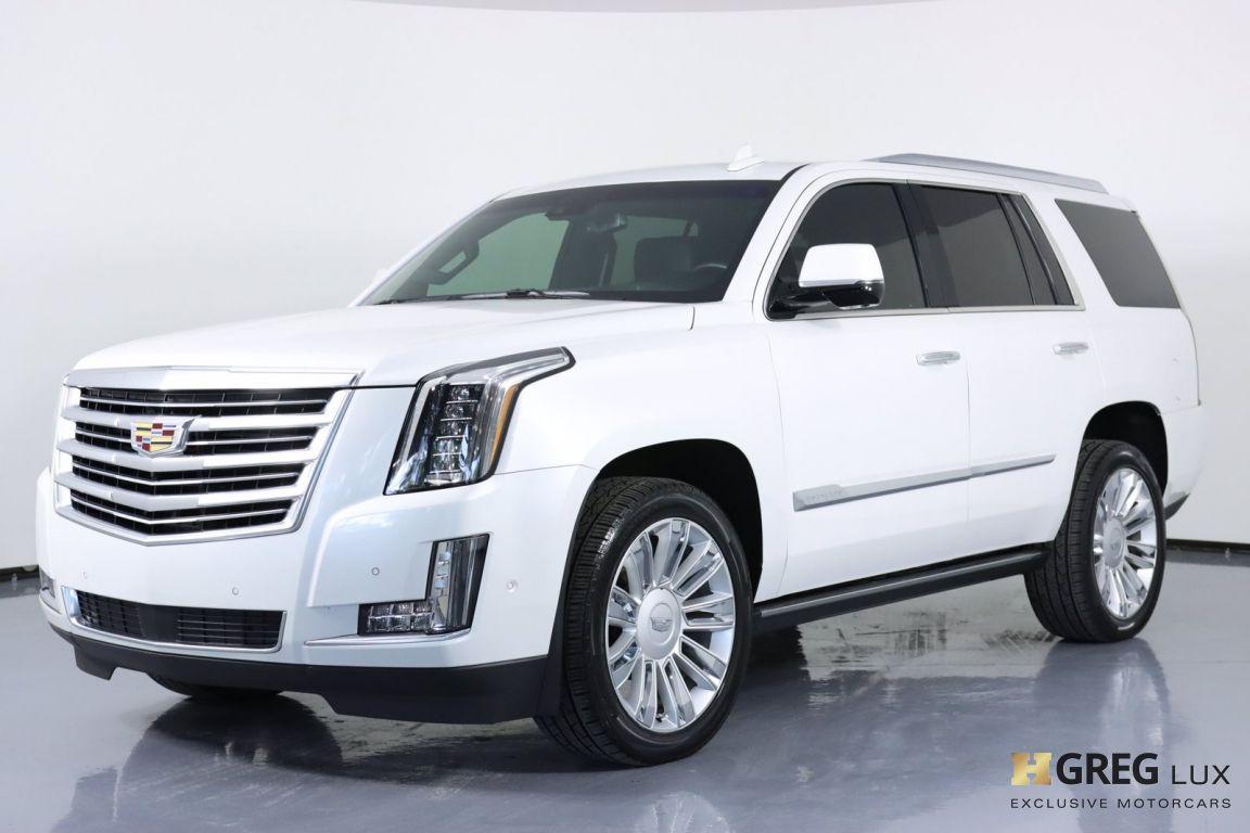 2017 Cadillac Escalade Platinum #27