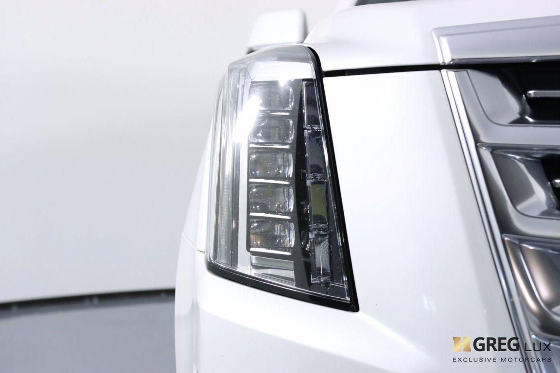 2017 Cadillac Escalade Platinum #7