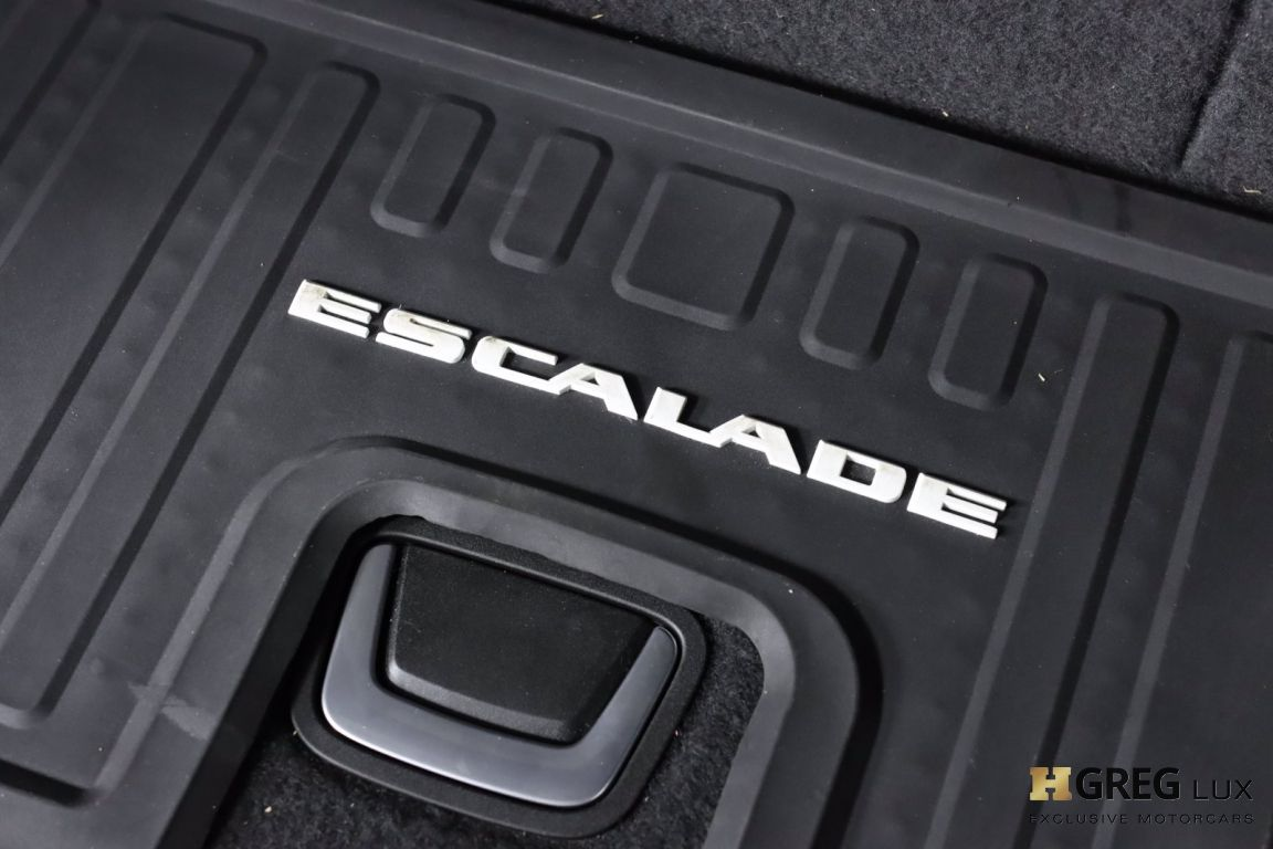 2017 Cadillac Escalade Platinum #65