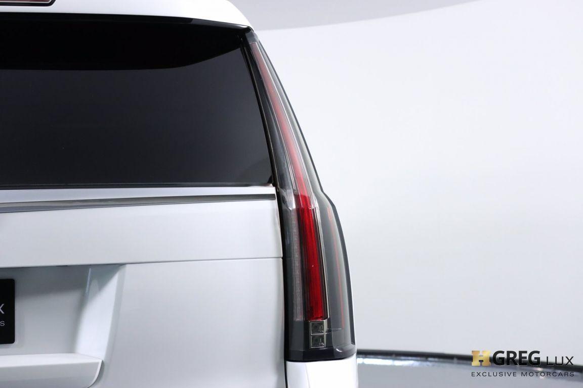 2017 Cadillac Escalade Platinum #18