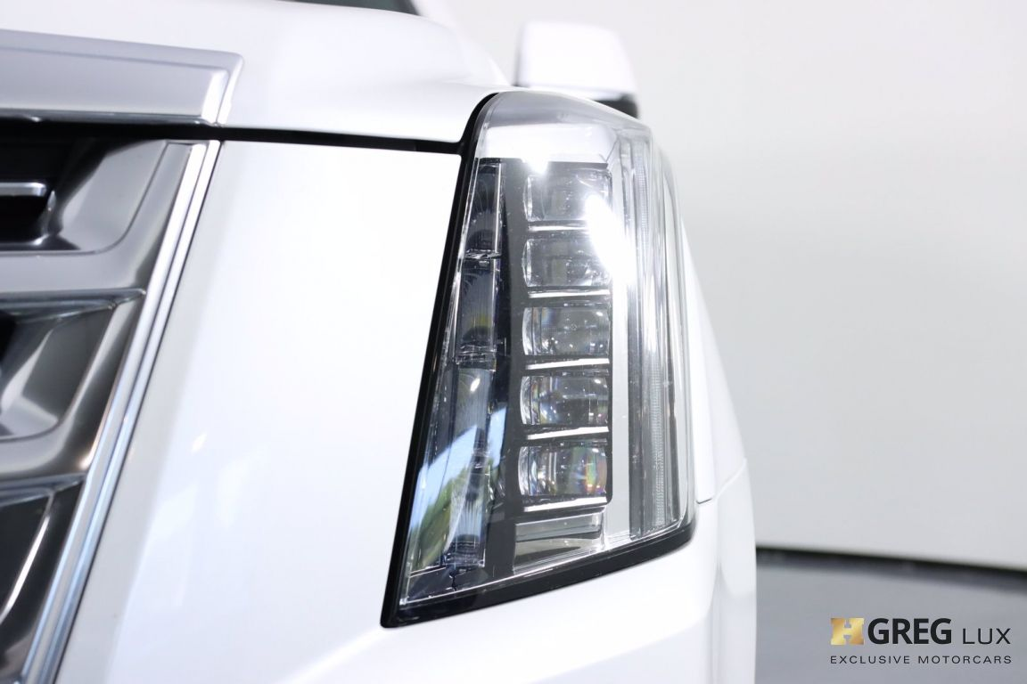 2017 Cadillac Escalade Platinum #8