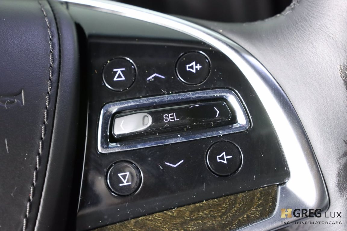 2017 Cadillac Escalade Platinum #55