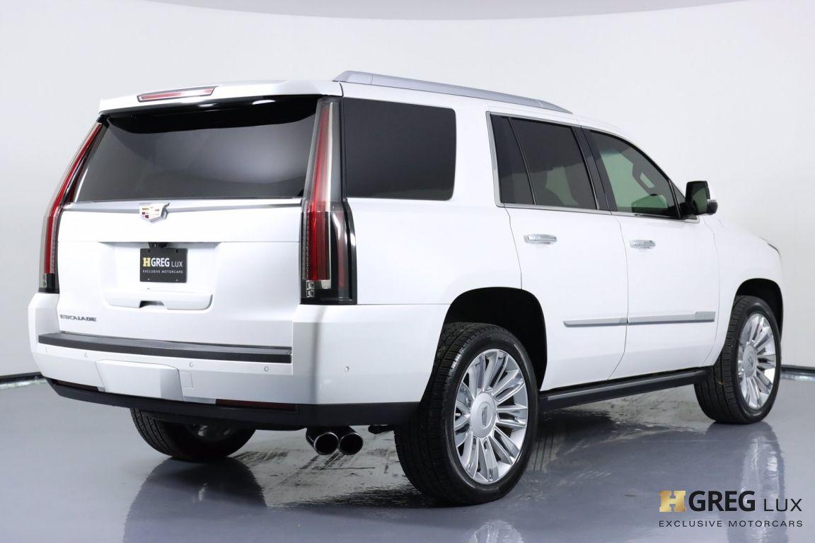 2017 Cadillac Escalade Platinum #15